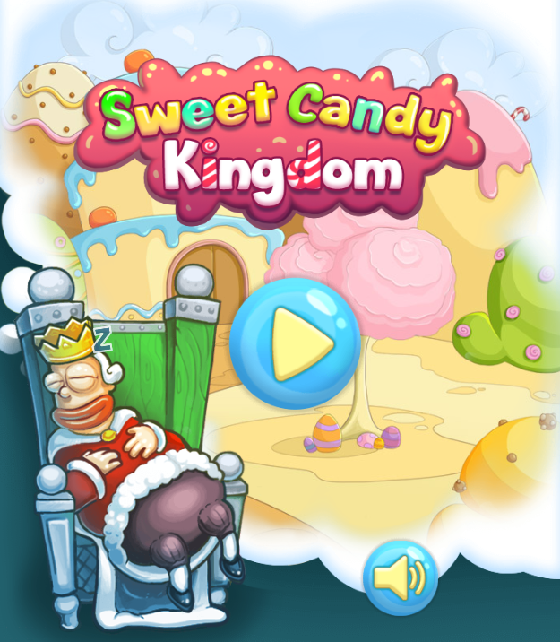 甜蜜的糖果消除