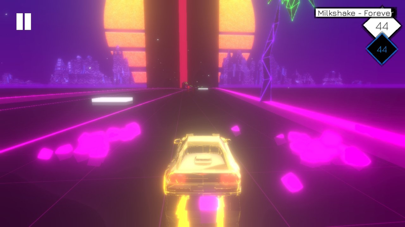 音乐赛车V2.18 修改版