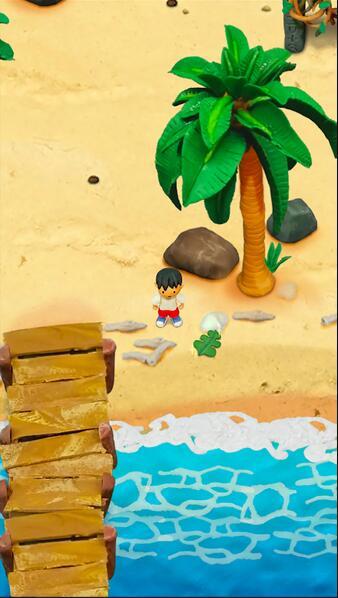 粘土无人岛V1.0 苹果版