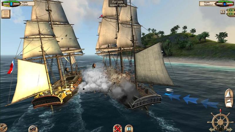 海盗:加勒比海亨特V8.5.1 修改版