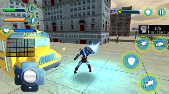 美国队长城市救援V1.0 安卓版