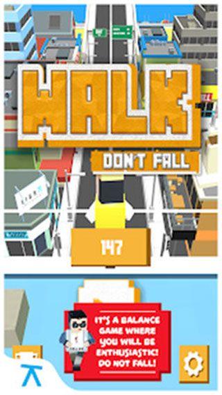 行走不要跌倒V1.0 苹果版