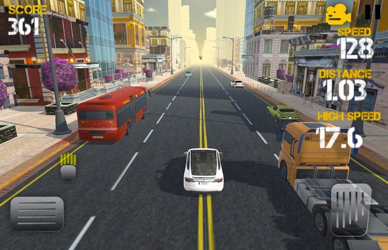 交通赛车3DV1.2 修改版