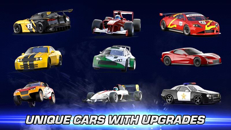 赛车对决2V1.6.0 修改版