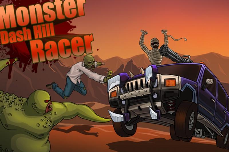 怪物登山赛车V1.3 修改版