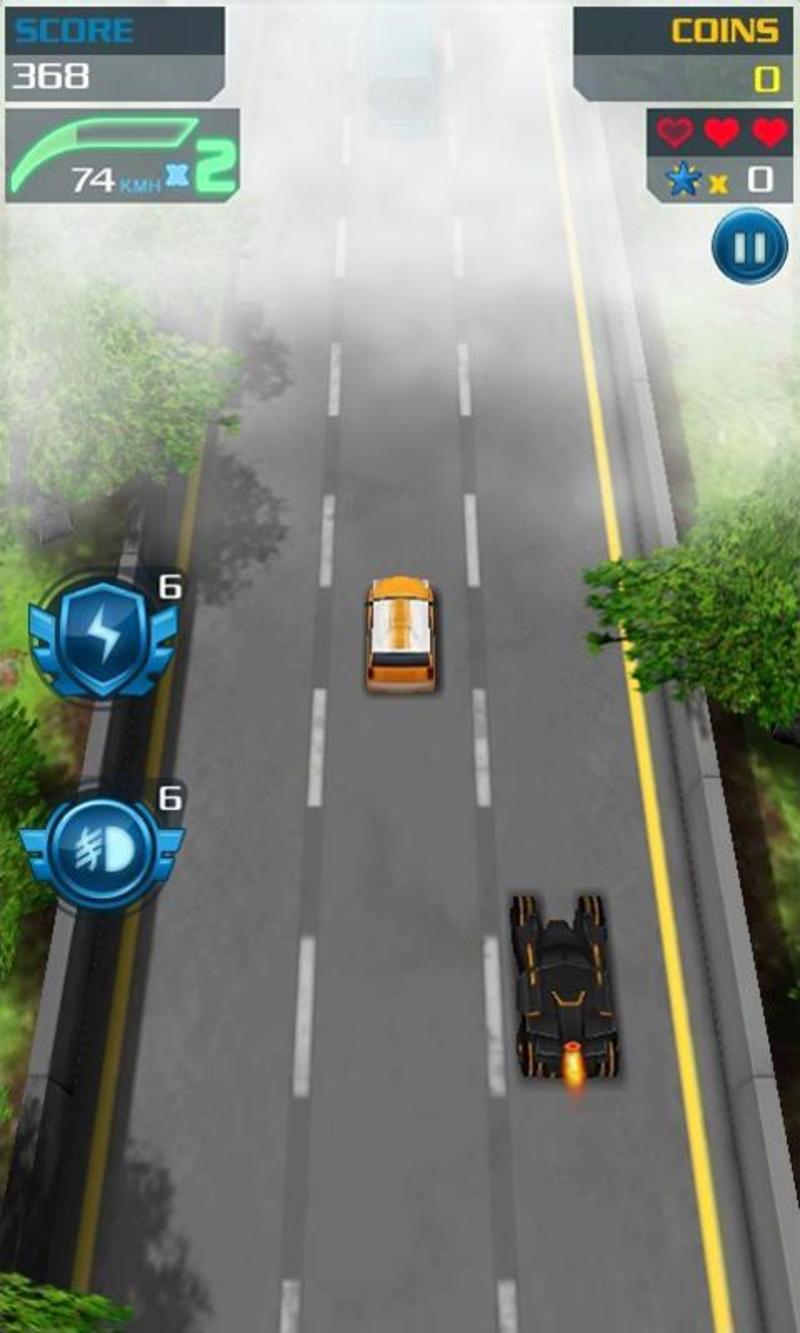 极速飙车V1.7 修改版