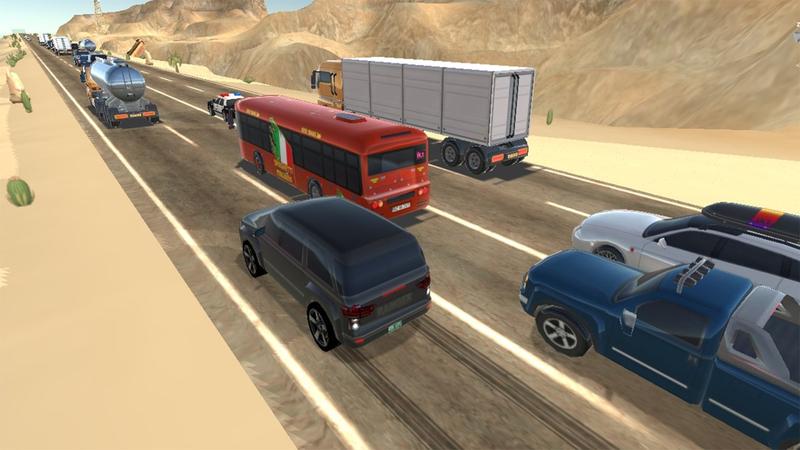 重交通赛车:迅速V1.6 修改版