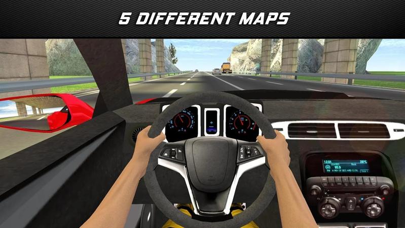 城市赛车2V1.1 修改版