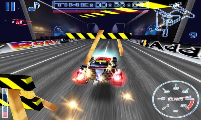 流光速赛车V1.0 修改版