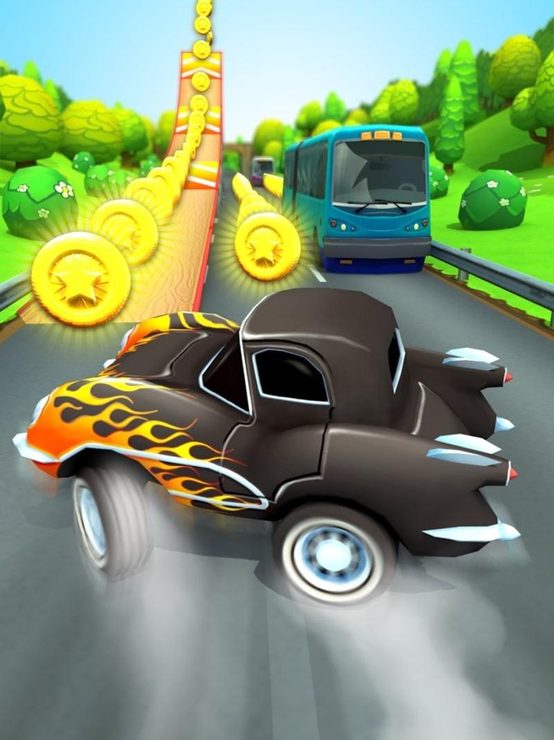 赛车跑酷V1.2.4 修改版