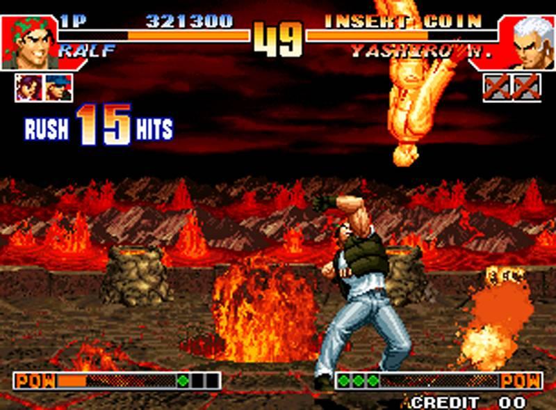 拳皇97无限能量版电脑版
