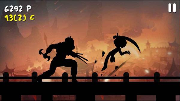 影子战士传说V1.1.0 安卓版
