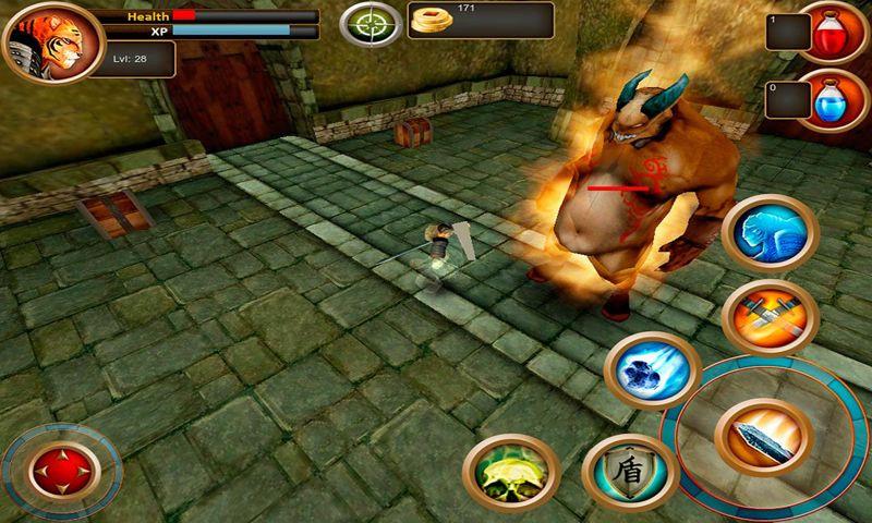 武士剑虎V1.2.5 修改版