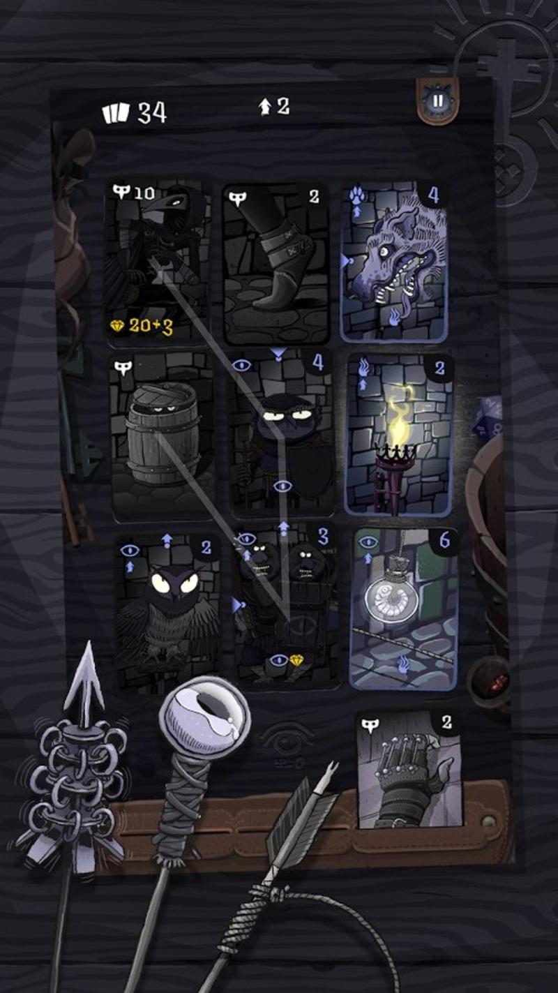 卡牌神偷V1.2.5 修改版