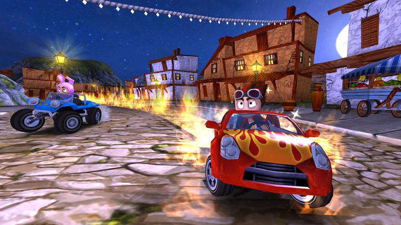 沙滩车竞速V1.2.20 修改版