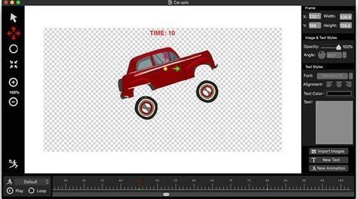 Spixes2DV1.2.7 Mac版