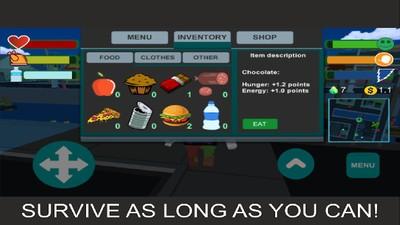流浪汉生活模拟V0.2.0 安卓版