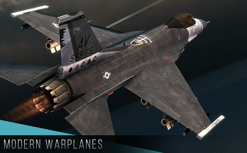 现代战机V1.8.28 修改版