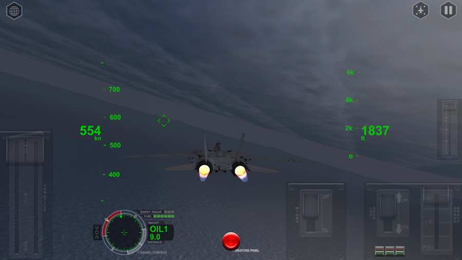 战机模拟V4.1.3 汉化版