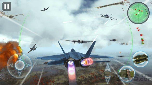 空中雷霆战争V1.1.0 破解版