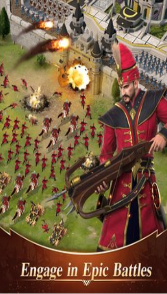 奥斯曼王座帝国的崛起V1.0.2 安卓版