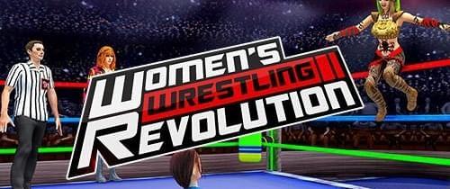女子摔跤革命V2.0 安卓版