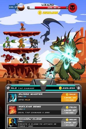 怪物冲击V3.0 破解版