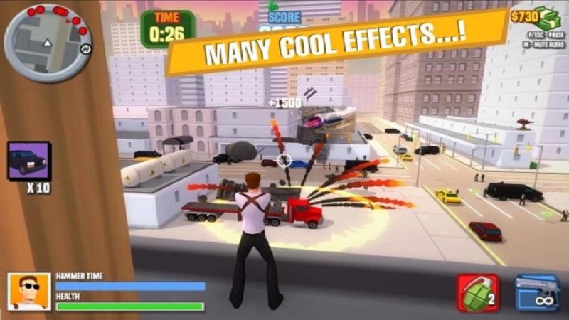 GTA侠盗猎车手:重装上阵V1.2 破解版
