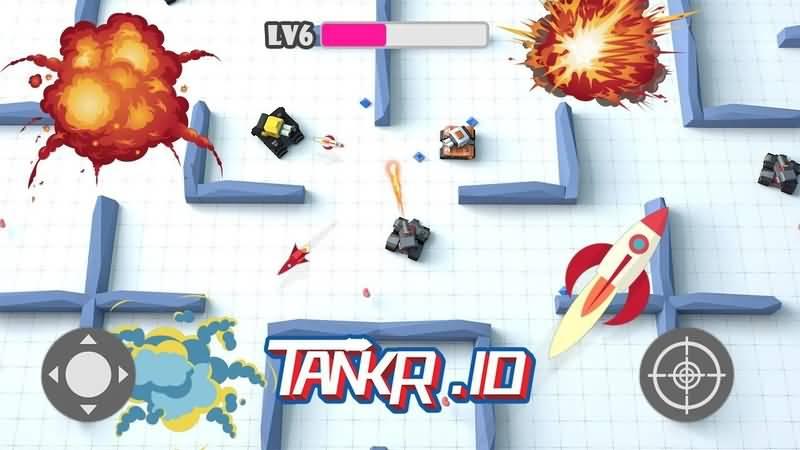 坦克进化大作战V5.5 无限版