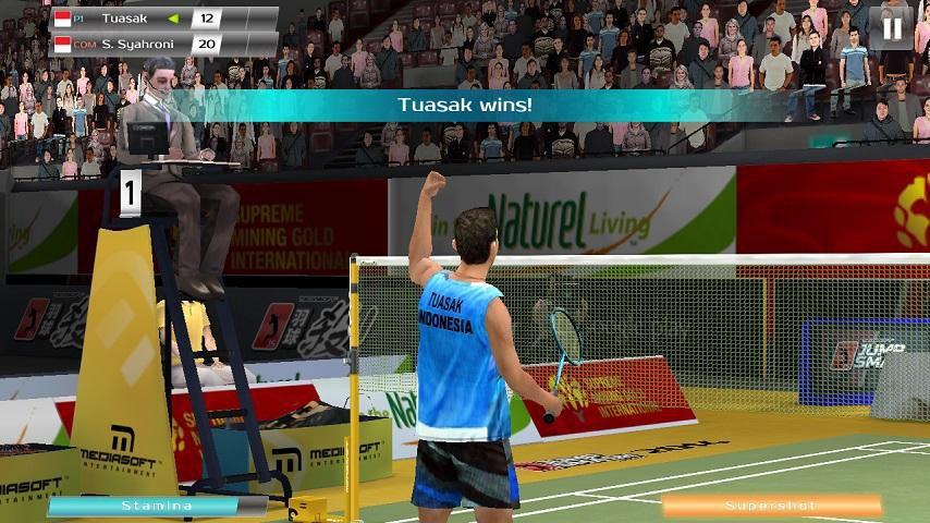 真实羽毛球世界冠军V1.0 破解版
