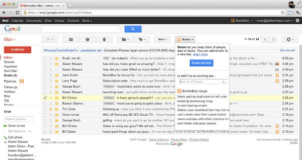 Streak for Gmail Chrome插件V6.9 免费版