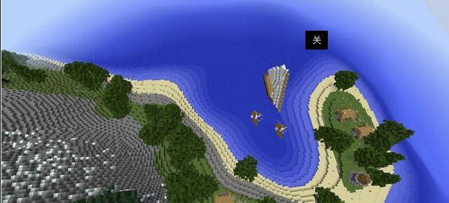 我的世界孤岛生存地图V1.12.2 电脑版