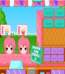 小小纸杯蛋糕店