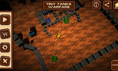 Tiny Tank WarfareV1.33 破解版