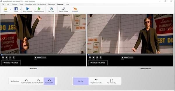 4dots Video Rotator and FlipperV3.1 官方版