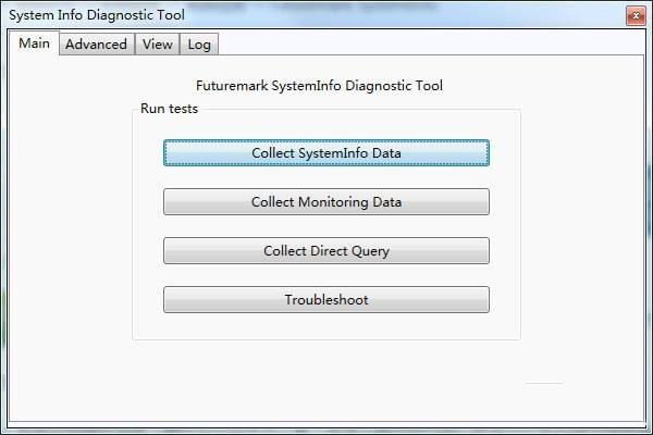 Futuremark SystemInfo(系统硬件检测工具)V5.13 官方版