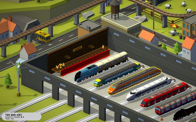 火车调度豪华版V1.0 Mac版