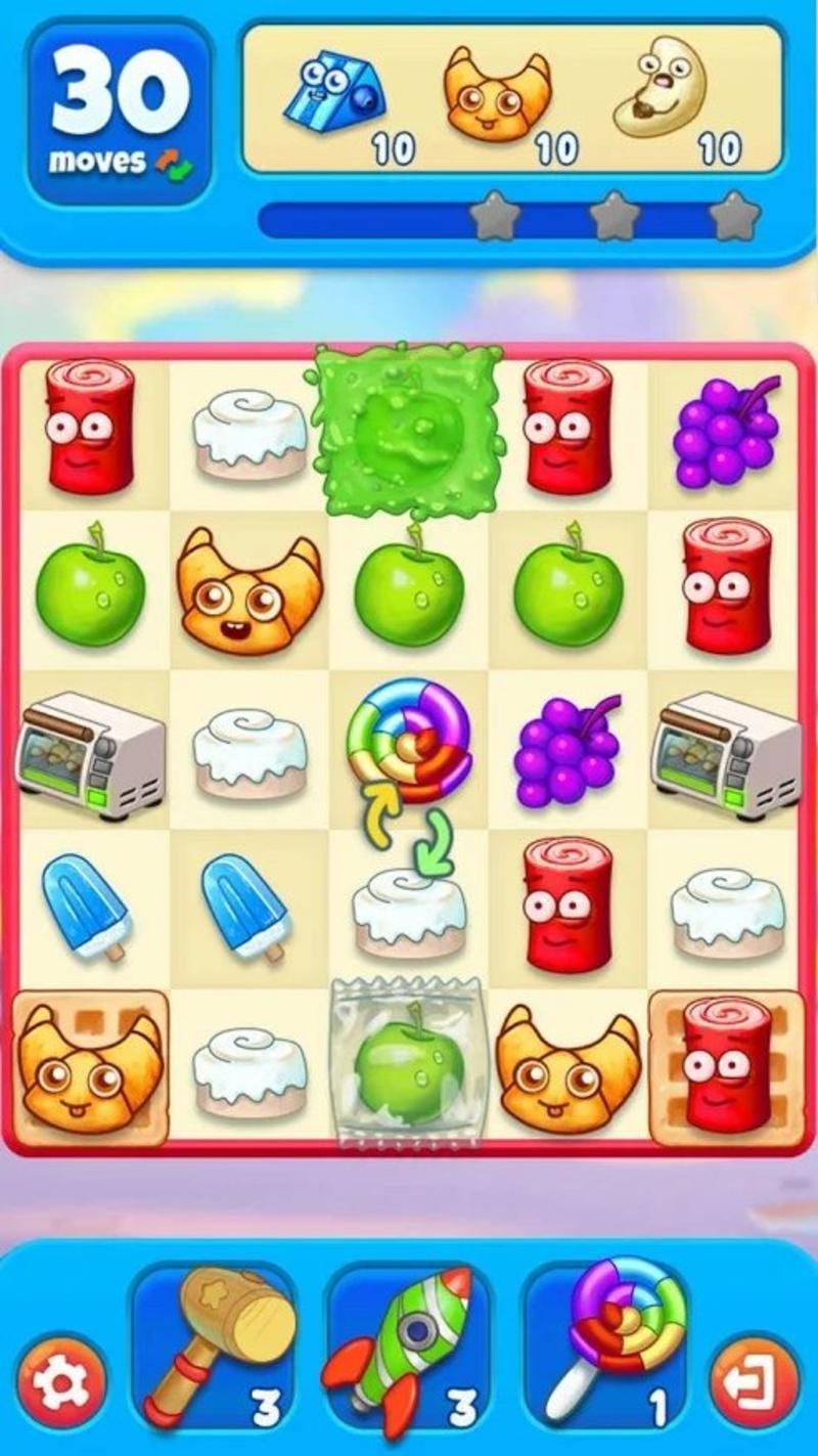 糖果消除V1.70.0 破解版