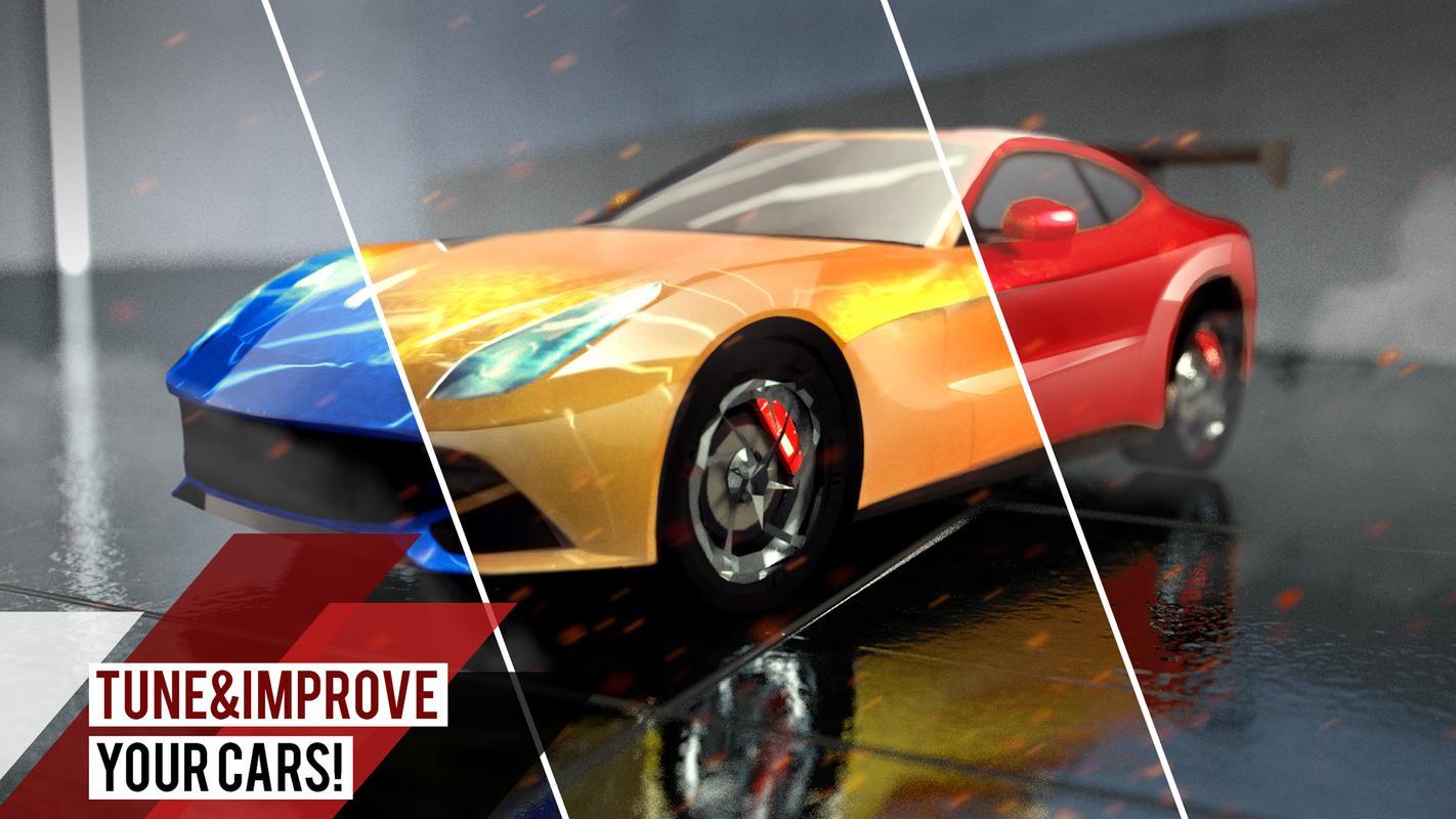 超级汽车赛事V1.0 破解版