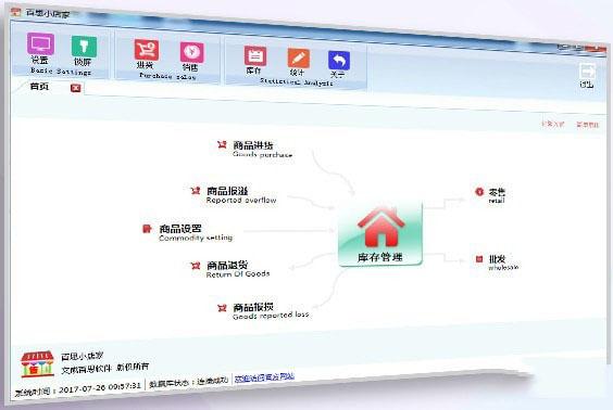 百思小店家(进销存软件)V1.0.3 官方版
