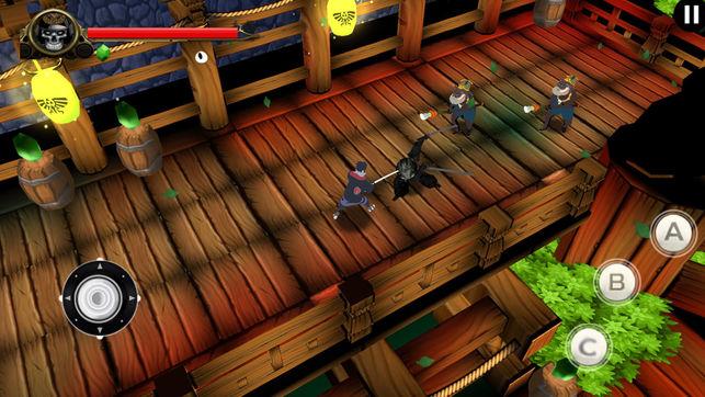 浪人武士(RoninWarrior)V1.02 iOS版