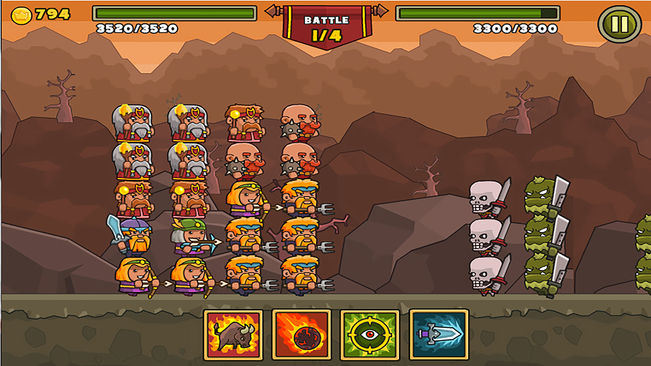 矮人部落战争V1.0 iOS版