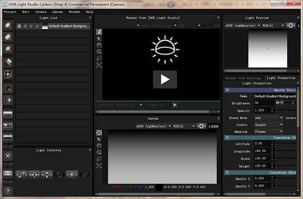 HDR Light StudioV5.8 免费版