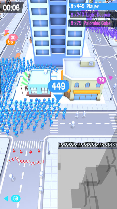 Crowd CityV1.1 苹果版