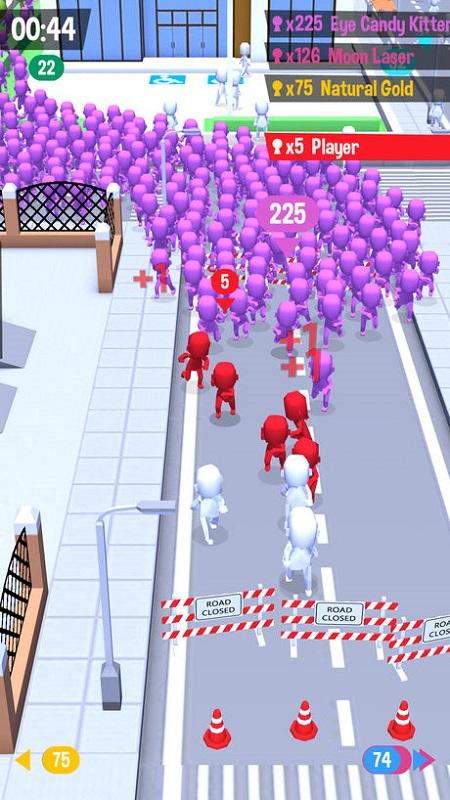 抖音人吃人大作战(Crowd City)V1.1 安卓版