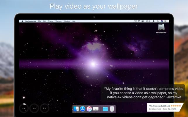 BackgroundsV6.0 Mac版