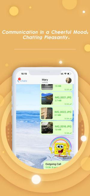 Potato ChatV1.6.6 苹果版