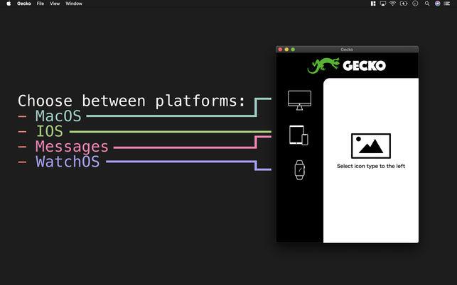 GeckoV1.0 Mac版