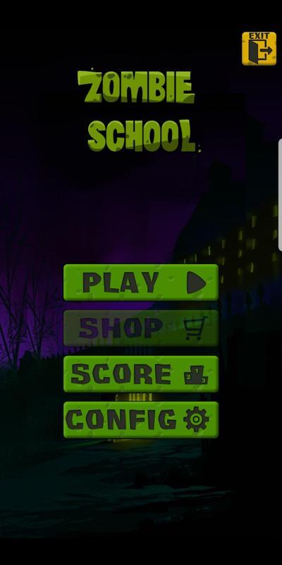 僵尸学校(Zombie School)V1.0.86 安卓版