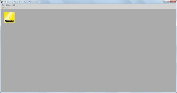 NIS-Elements Viewer(图像软件分析平台)V4.2.0 官方版